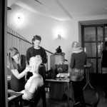 Behind the scenes-Dirndl Couture Astrid Söll